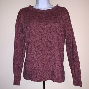 GAP Like New Sweater with Slit Sides